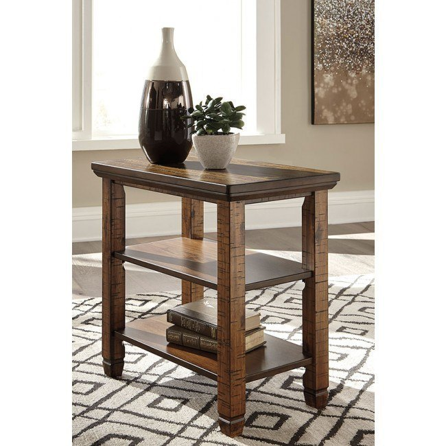 Royard Chair Side End Table By Signature Design By Ashley Furniturepick
