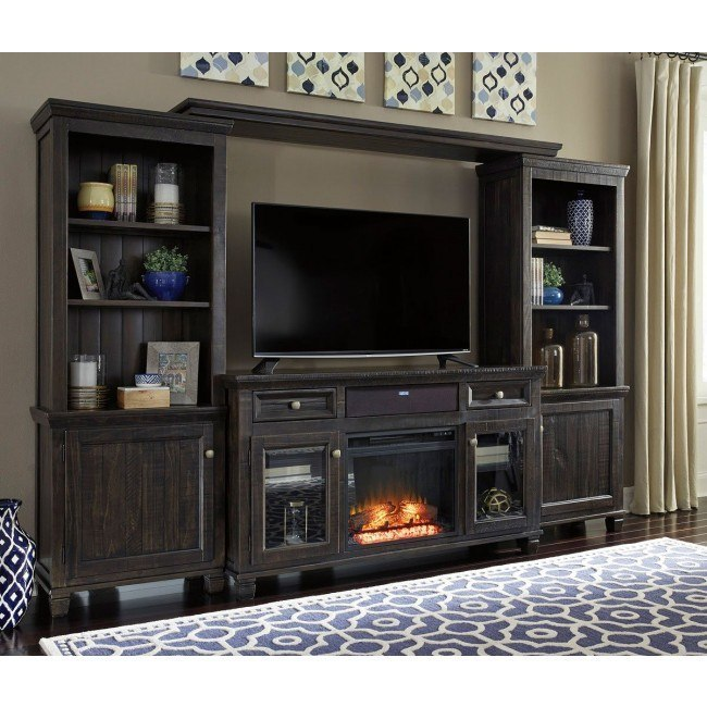Townser Entertainment Wall W Fireplace Option By Signature Design By Ashley 1 Review S
