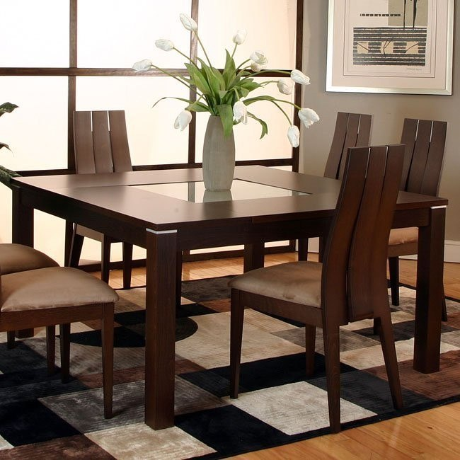 Square Dining Room Table And Chairs Off 59