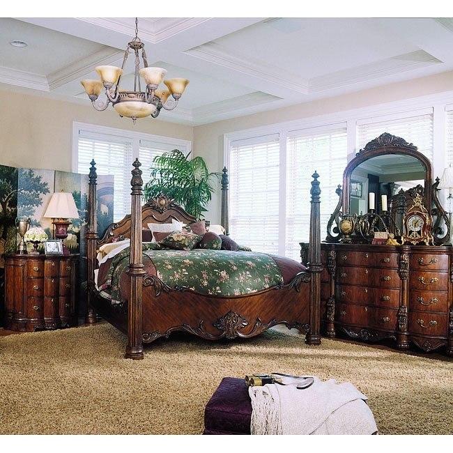 Edwardian Poster Bedroom Set Pulaski Furniture Furniturepick