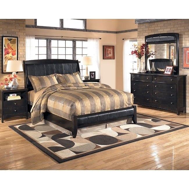 Harmony Platform Style Bedroom Set Signature Design By Ashley Furniture Furniturepick