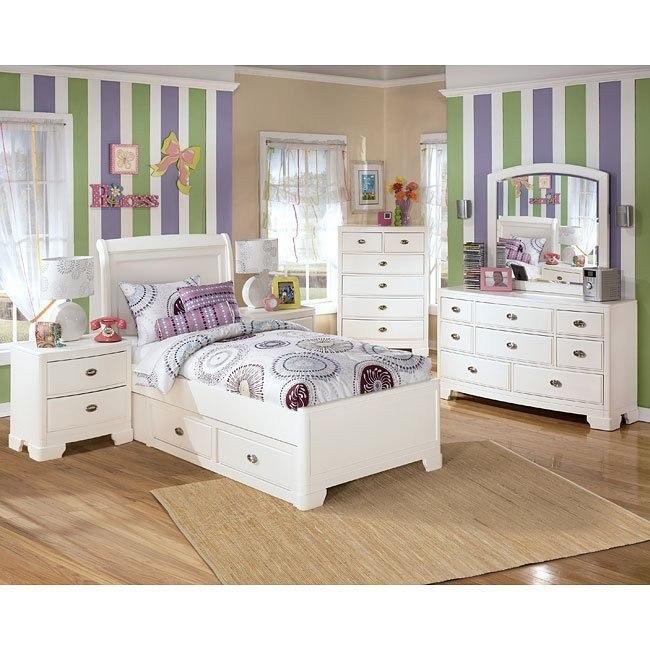 Alyn Storage Bedroom Set Signature Design By Ashley Furniture Furniturepick