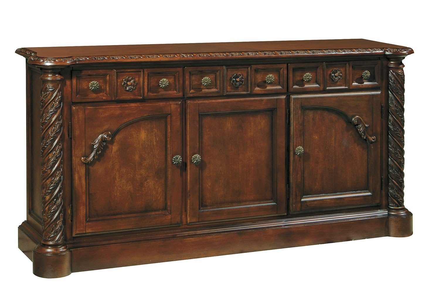 North Shore Buffet Signature Design By Ashley Furniture Furniturepick