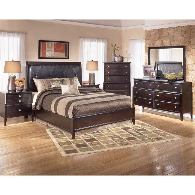 Naomi Platform Bedroom Set Signature Design By Ashley Furniture Furniturepick
