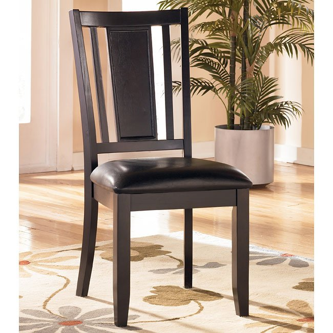 Carlyle Side Chair Set Of 2 Signature Design By Ashley Furniture Furniturepick