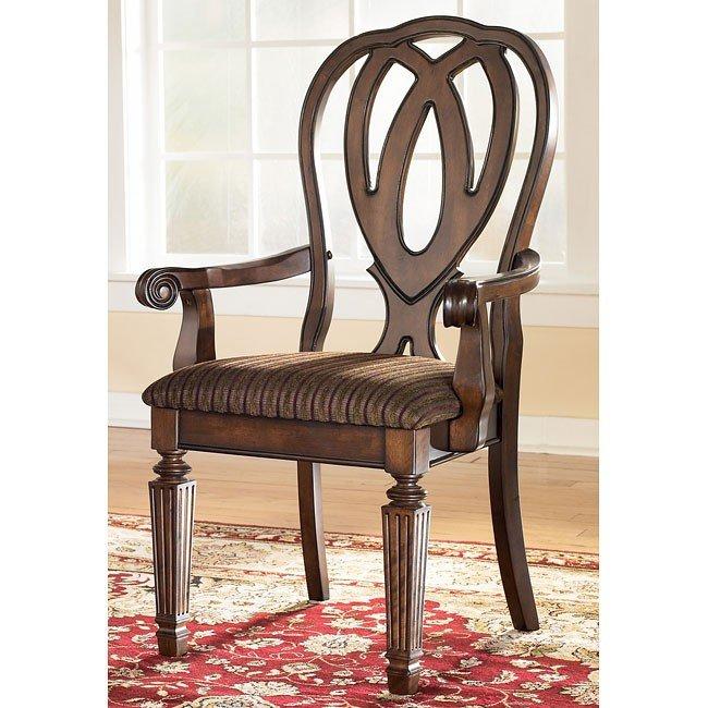 Hamlyn Arm Chair Set Of 2 Signature Design By Ashley Furniture Furniturepick