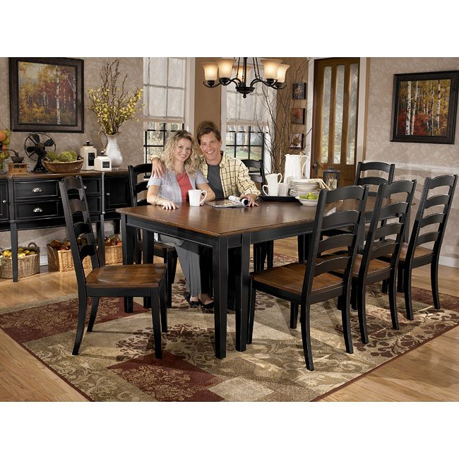 Owingsville Dining Room Set Signature Design By Ashley Furniture Furniturepick