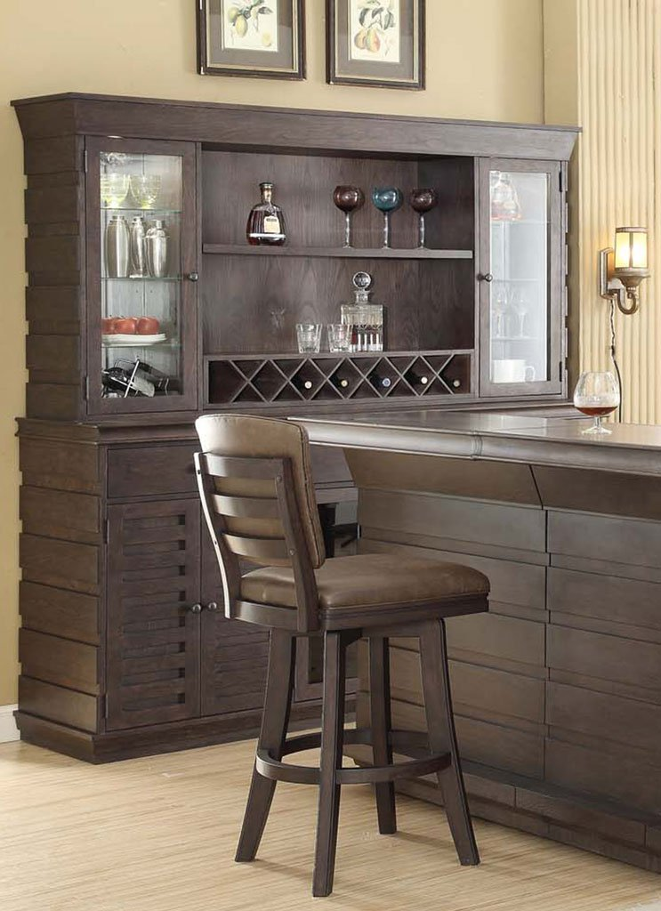 Dining Room Bar Hutch