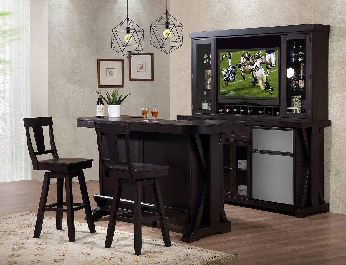 Rum Pointe Home Bar Set by ECI Furniture | FurniturePick