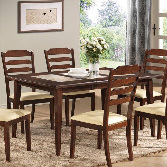 Baker Dining Room Set By Coaster Furniture