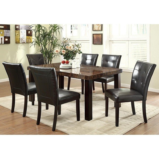 Orlando Dining Room Set By Coaster Furniture