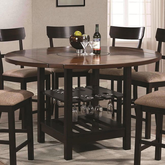 Counter Height Dining Sets Round