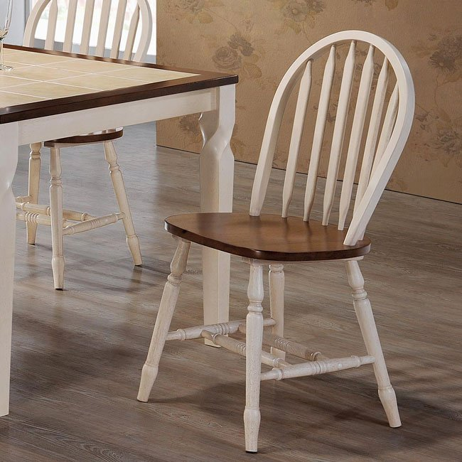 Bradley Side Chair (Set Of 2) By Coaster Furniture