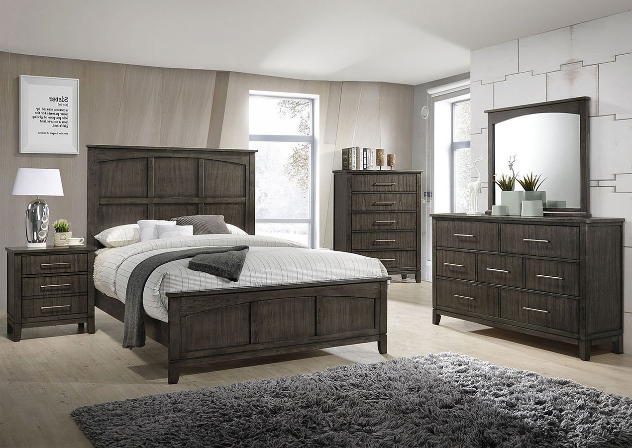 Preston Panel Bedroom Set By Lane Furniture Furniturepick