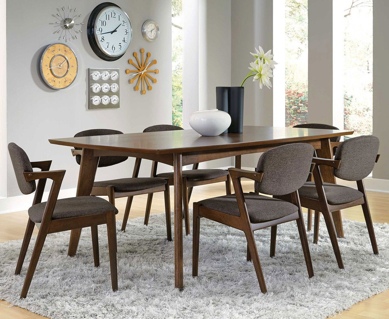 Malone Rectangular Dining Room Set Casual Dining Sets
