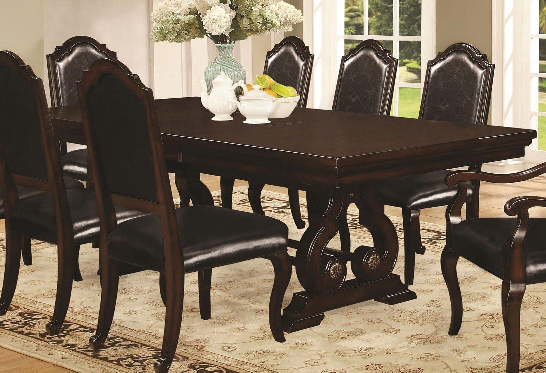 Bedford Dining Table By Coaster Furniture Furniturepick