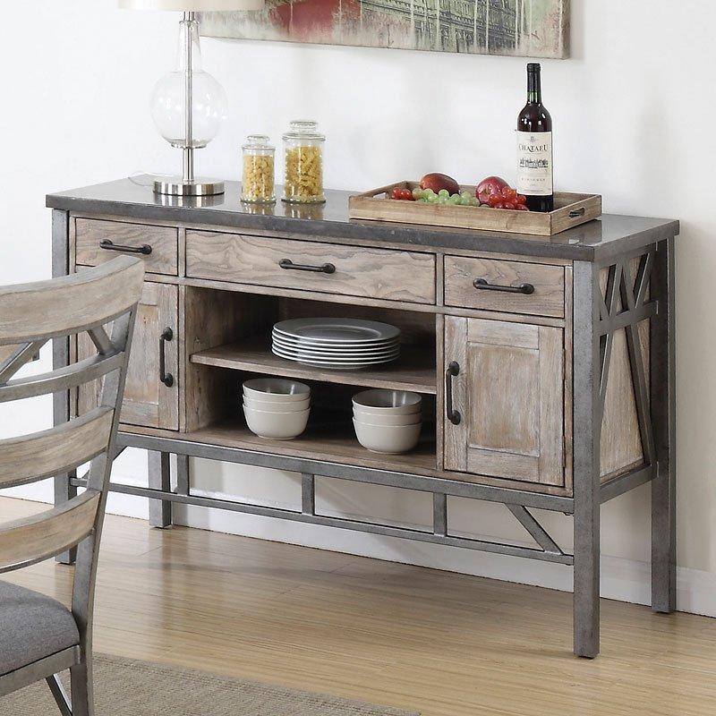 Kitchen Fittings Melbourne: Melbourne Server By Coaster Furniture