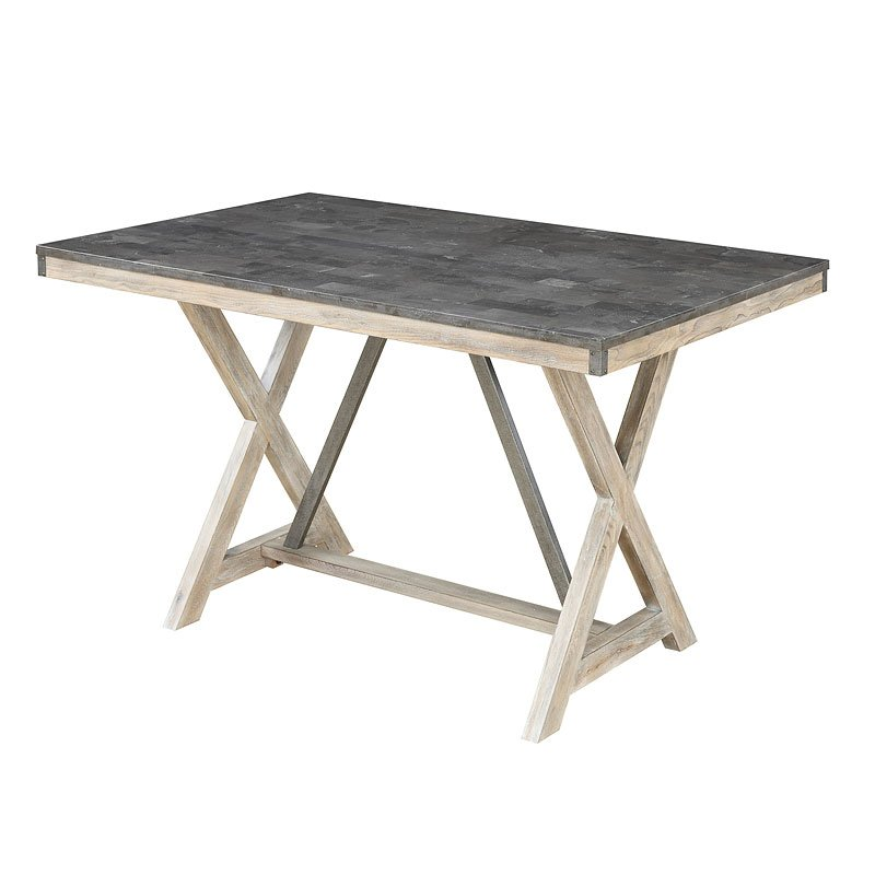 Melbourne Counter Height Table By Coaster Furniture