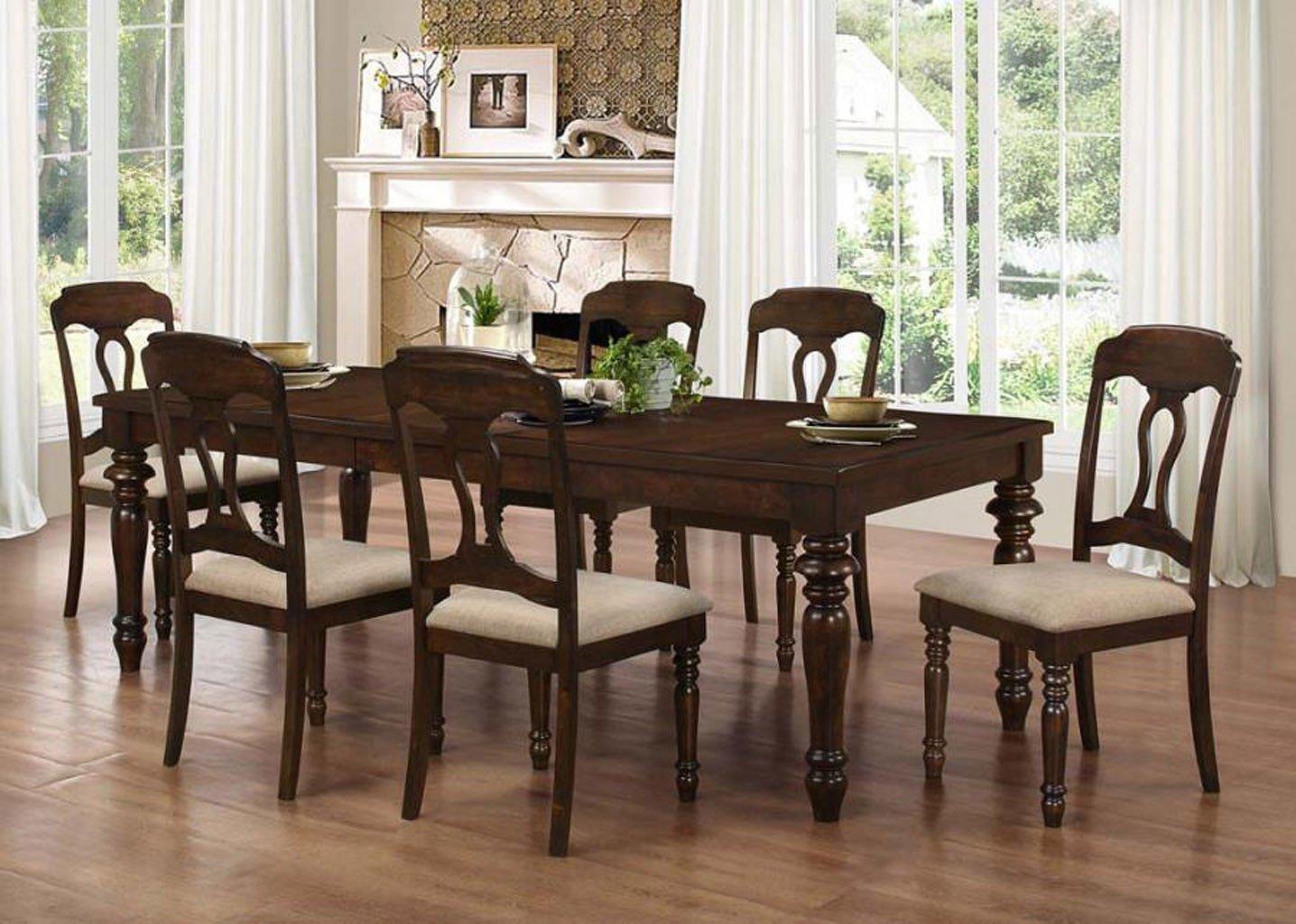 Hamilton Dining Room Set By Coaster Furniture