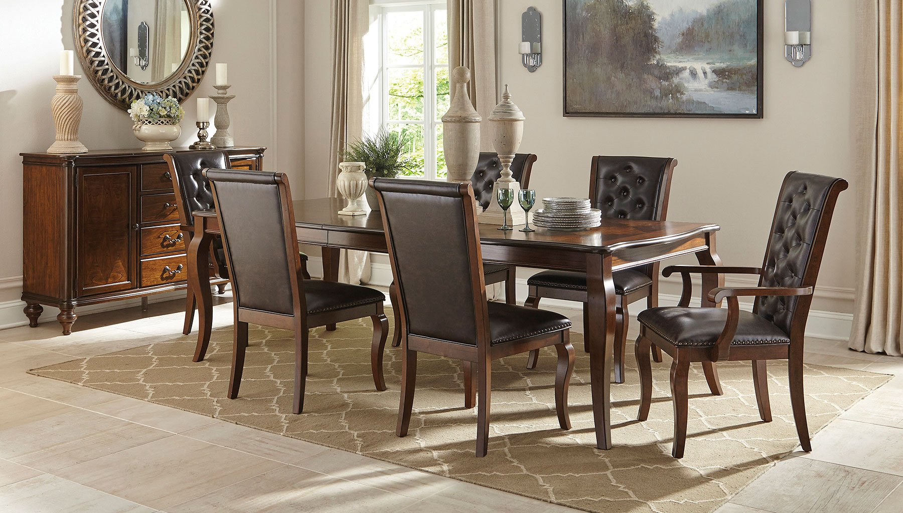 Williamsburg Dining Room Set