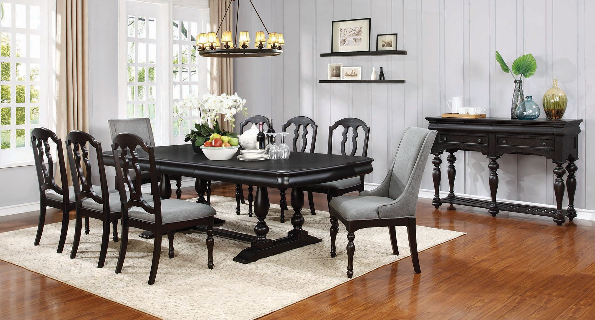 20 Hassle Free Zen Dining Room Decorating Ideas: Dining Room And Kitchen Furniture