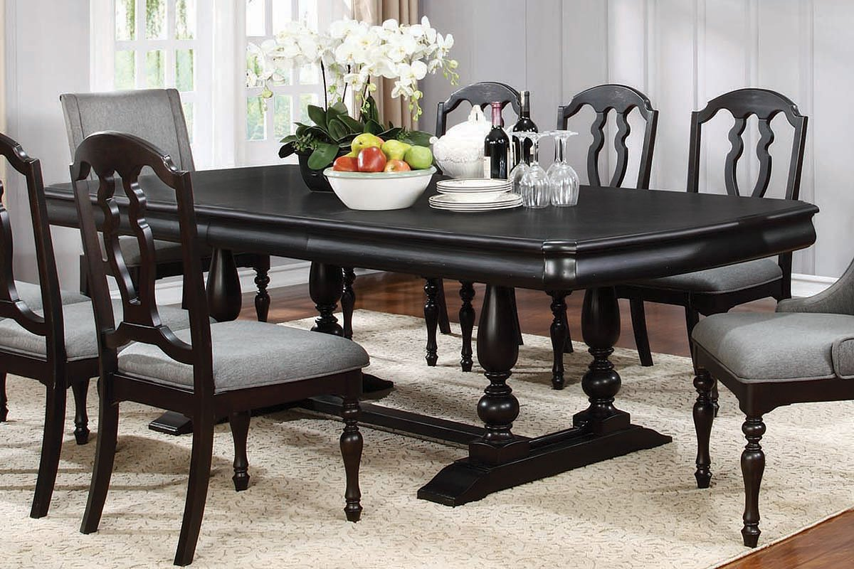 Leon dining table dining tables dining room and for Leon s dining room tables