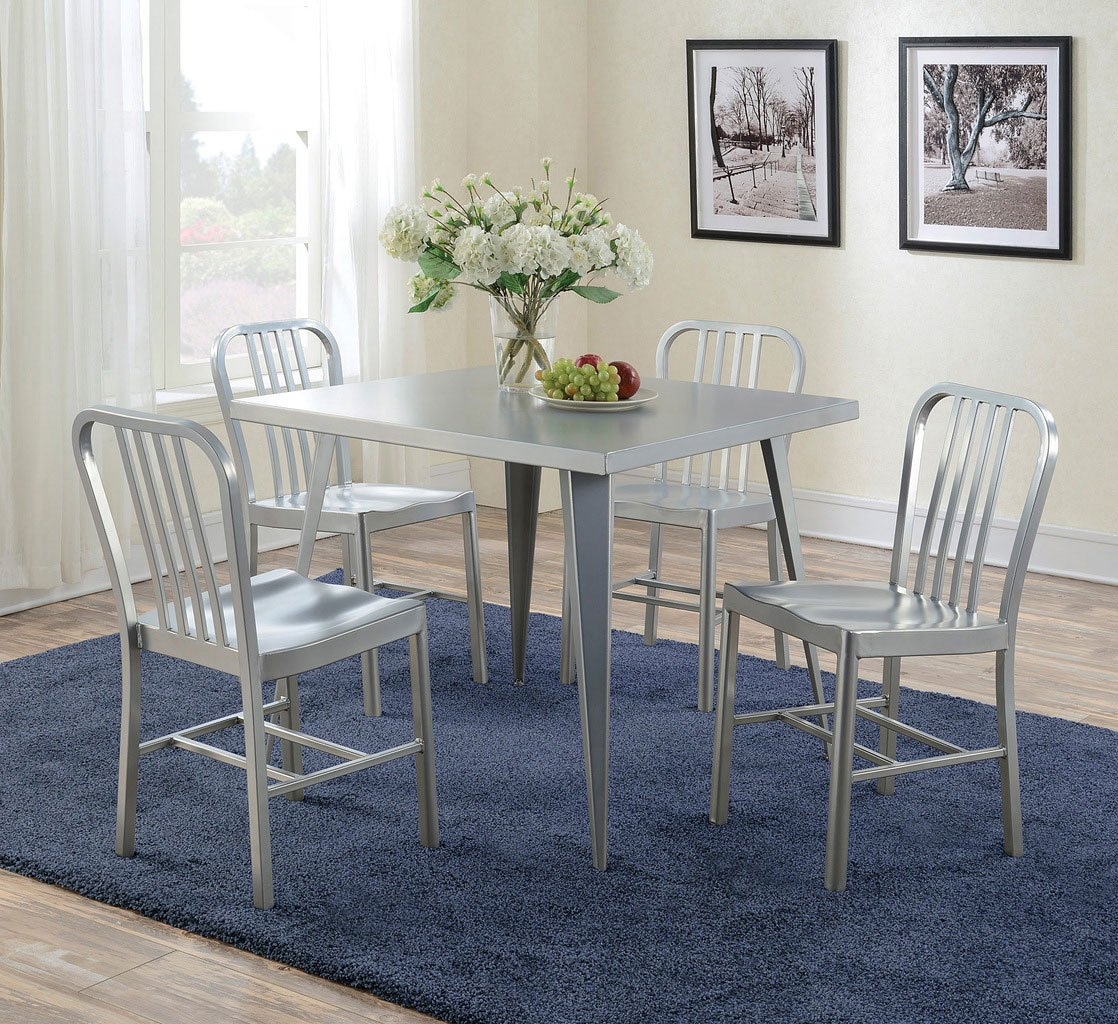 Lipscomb Square Dining Room Set By Coaster Furniture