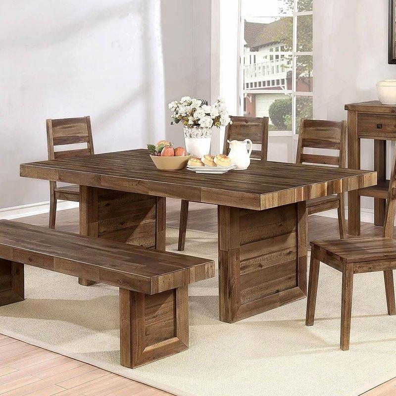 Tucson Dining Table By Coaster Furniture Furniturepick