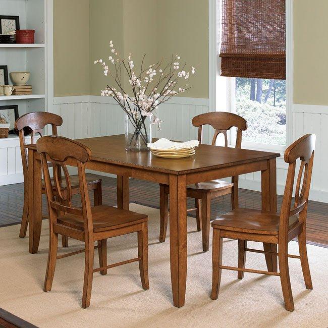 Standard Furniture Dining Room Sets: Branson Dining Room Set W/ Bench By Standard Furniture