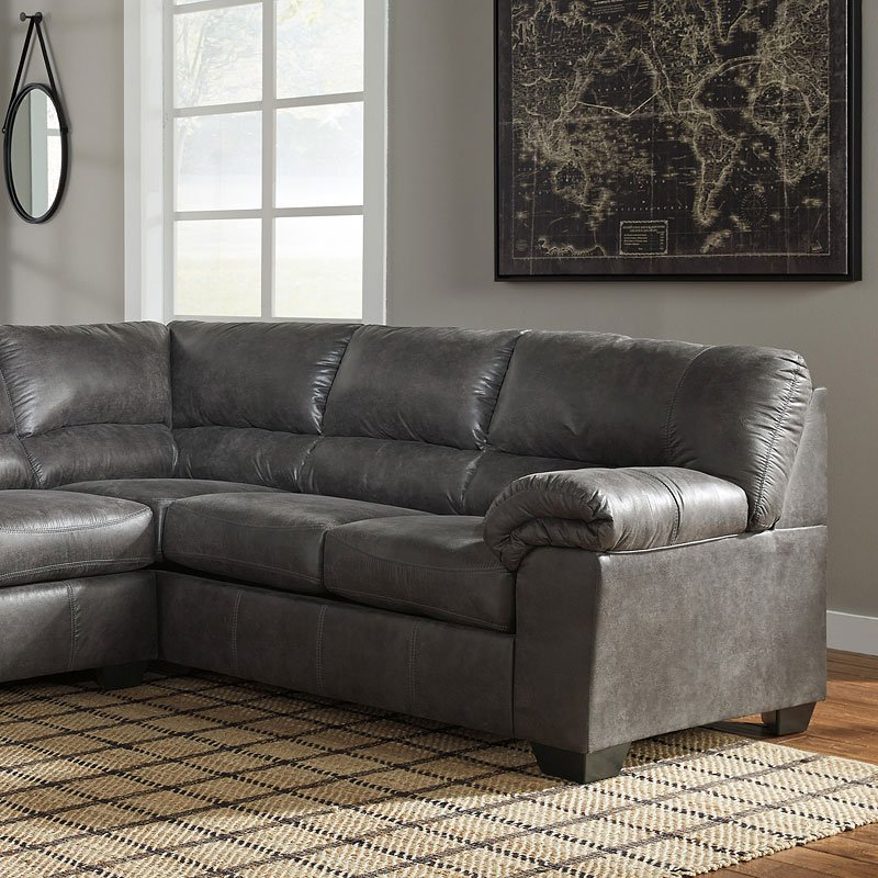 Bladen Slate Sectional Set By Signature Design By Ashley