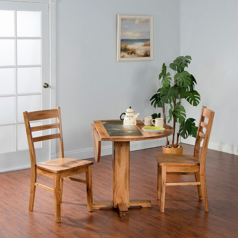 Sedona Drop Leaf Dining Room Set By Sunny Designs