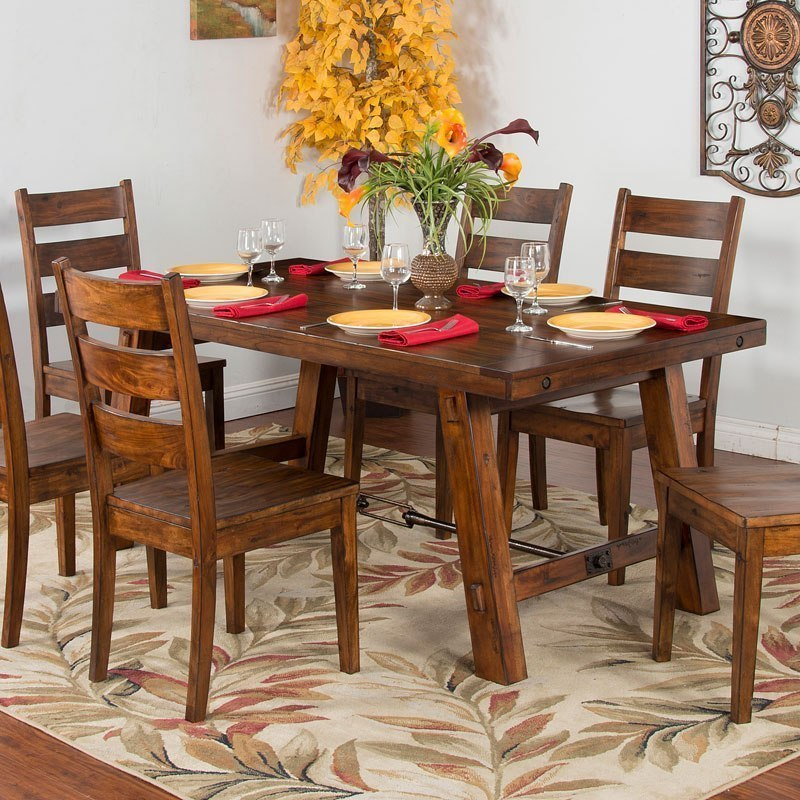 Tuscany Rectangular Dining Room Set By Sunny Designs