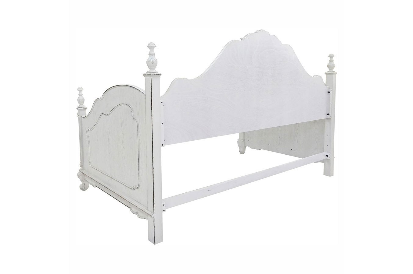 Cinderella Daybed Antique White By