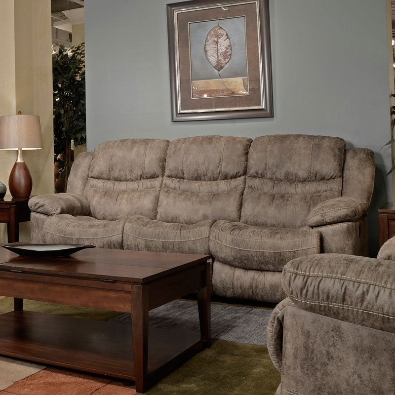 Valiant Reclining Living Room Set Marble By Catnapper