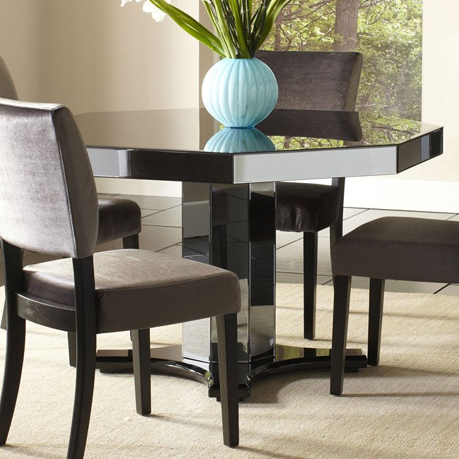 Parisian Octagon Dining Table By Standard Furniture