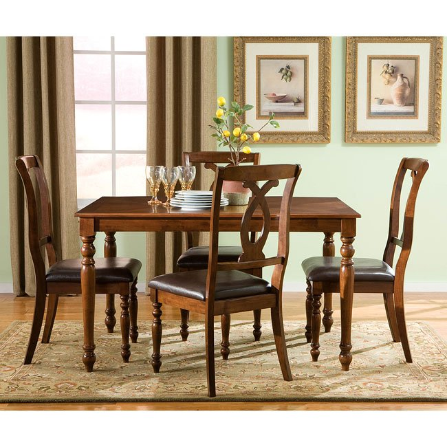 Gatsby 5 Piece Dining Room Set