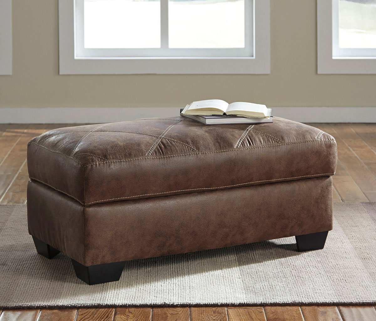 Surprising Tanacra Tweed Storage Ottoman Alphanode Cool Chair Designs And Ideas Alphanodeonline