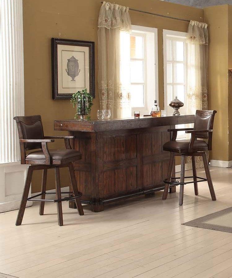 gettysburg home bar set by eci furniture furniturepick. Black Bedroom Furniture Sets. Home Design Ideas