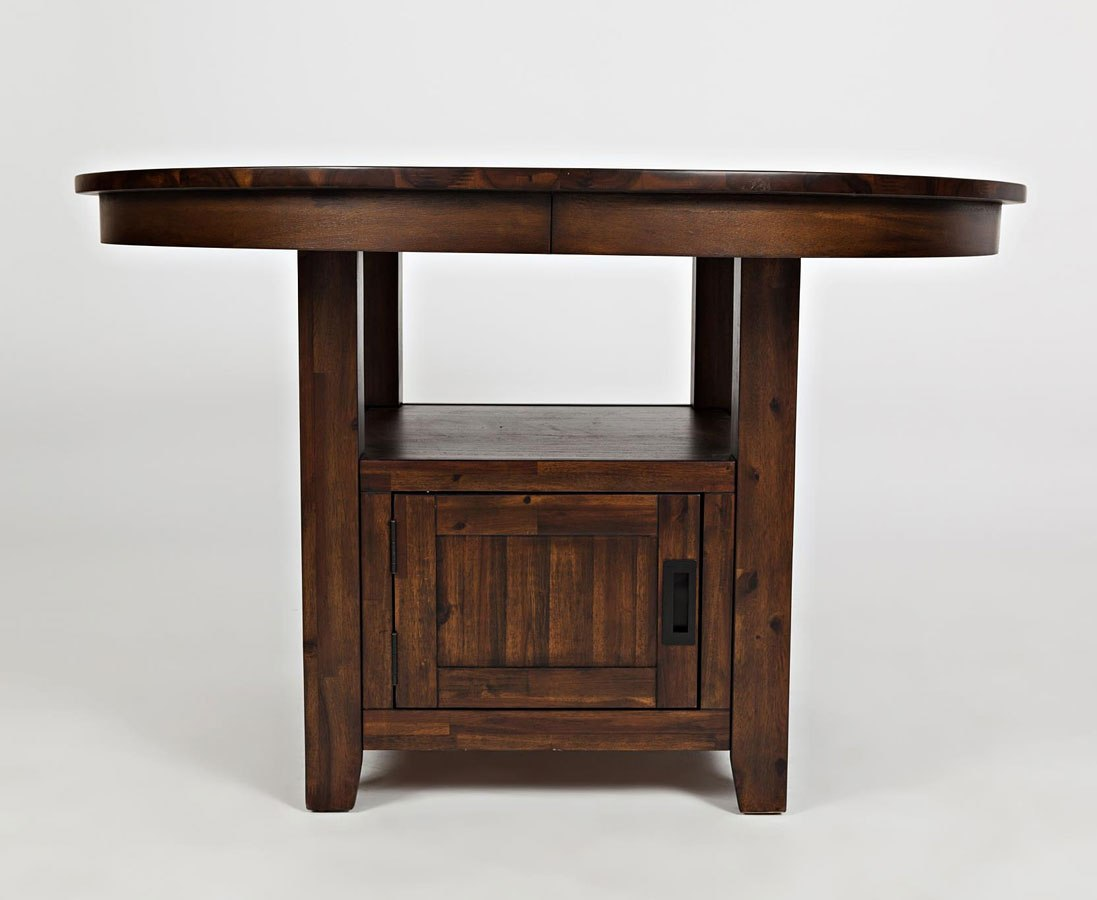 Coolidge Corner Adjustable Height Dining Table By Jofran