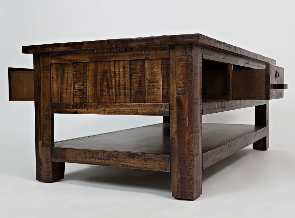 Cannon Valley Cocktail Table By Jofran Furniture