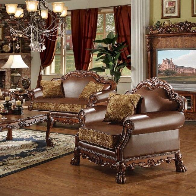 Dresden Chair By Acme Furniture Furniturepick
