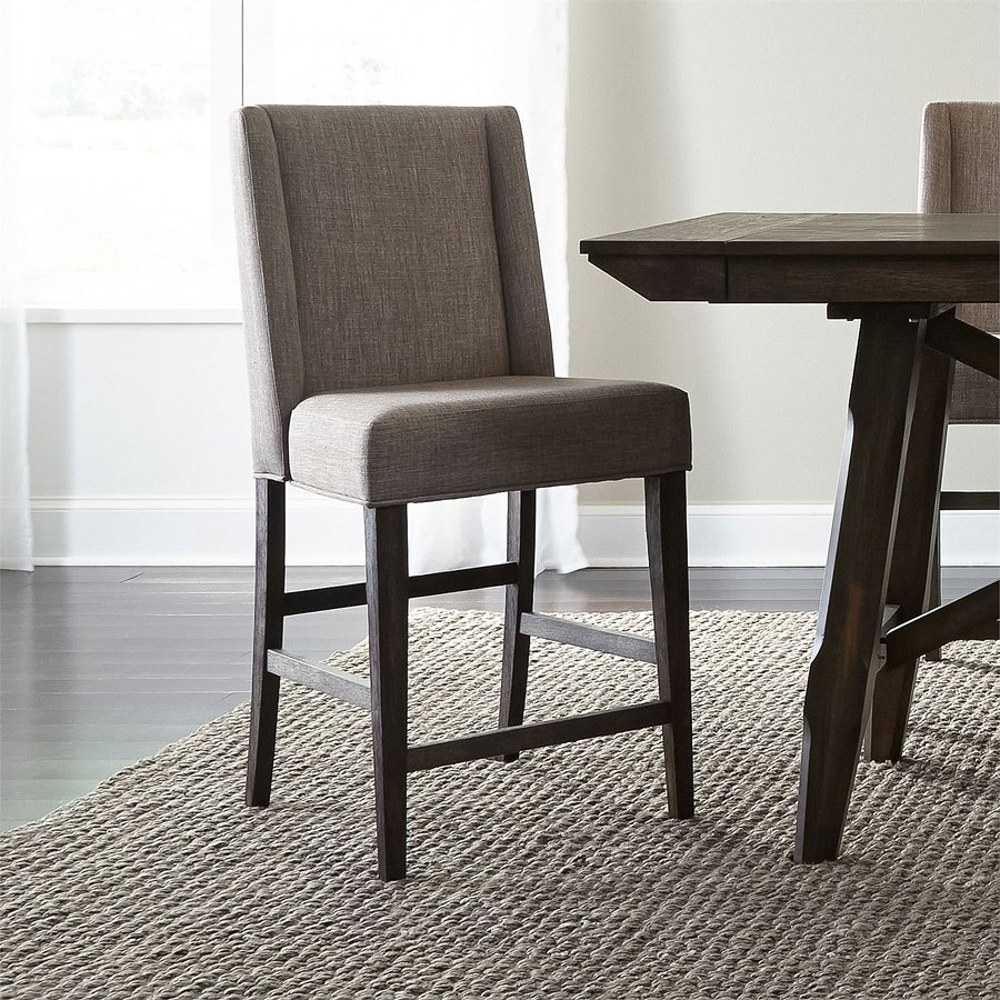 Double Brindge Counter Height Dining Set W Bench By