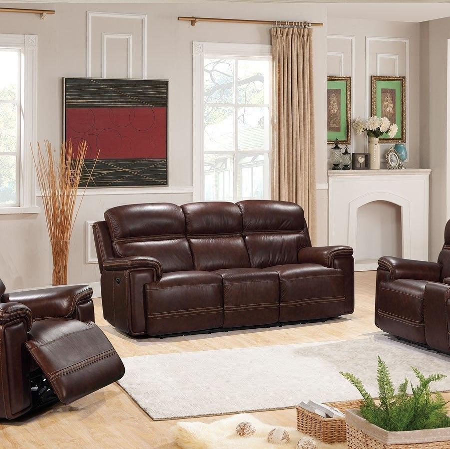 Ashley Furniture In Fresno Ca: Fresno Power Reclining Living Room Set W/ Power Headrests