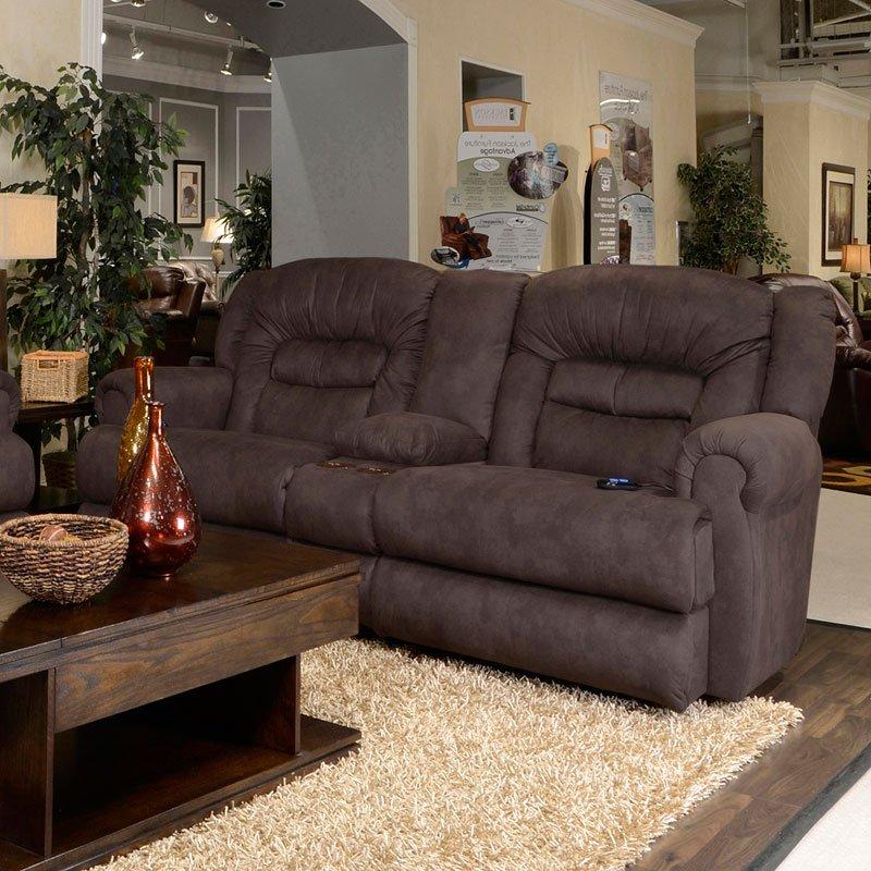 atlas reclining loveseat w console extra tall reclining loveseats living room furniture. Black Bedroom Furniture Sets. Home Design Ideas