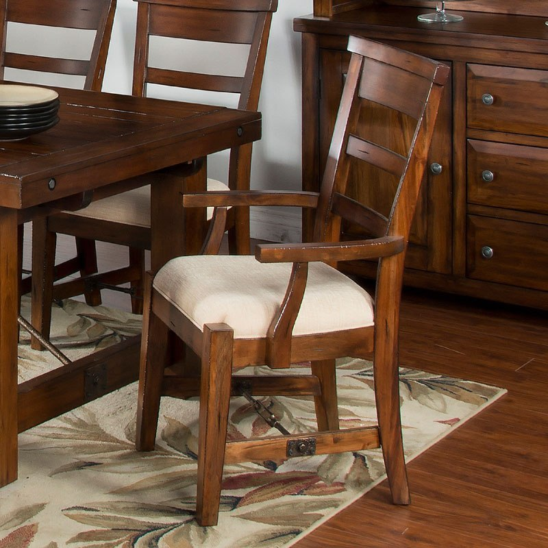 Tuscany Extension Dining Room Set By Sunny Designs