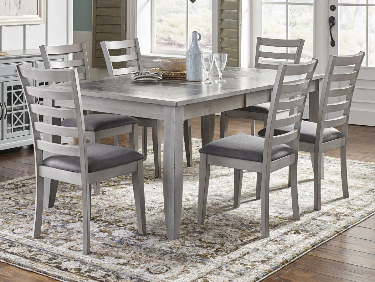 Dining Room Set With Extension sarasota springs extension dining room set - dining room and kitchen