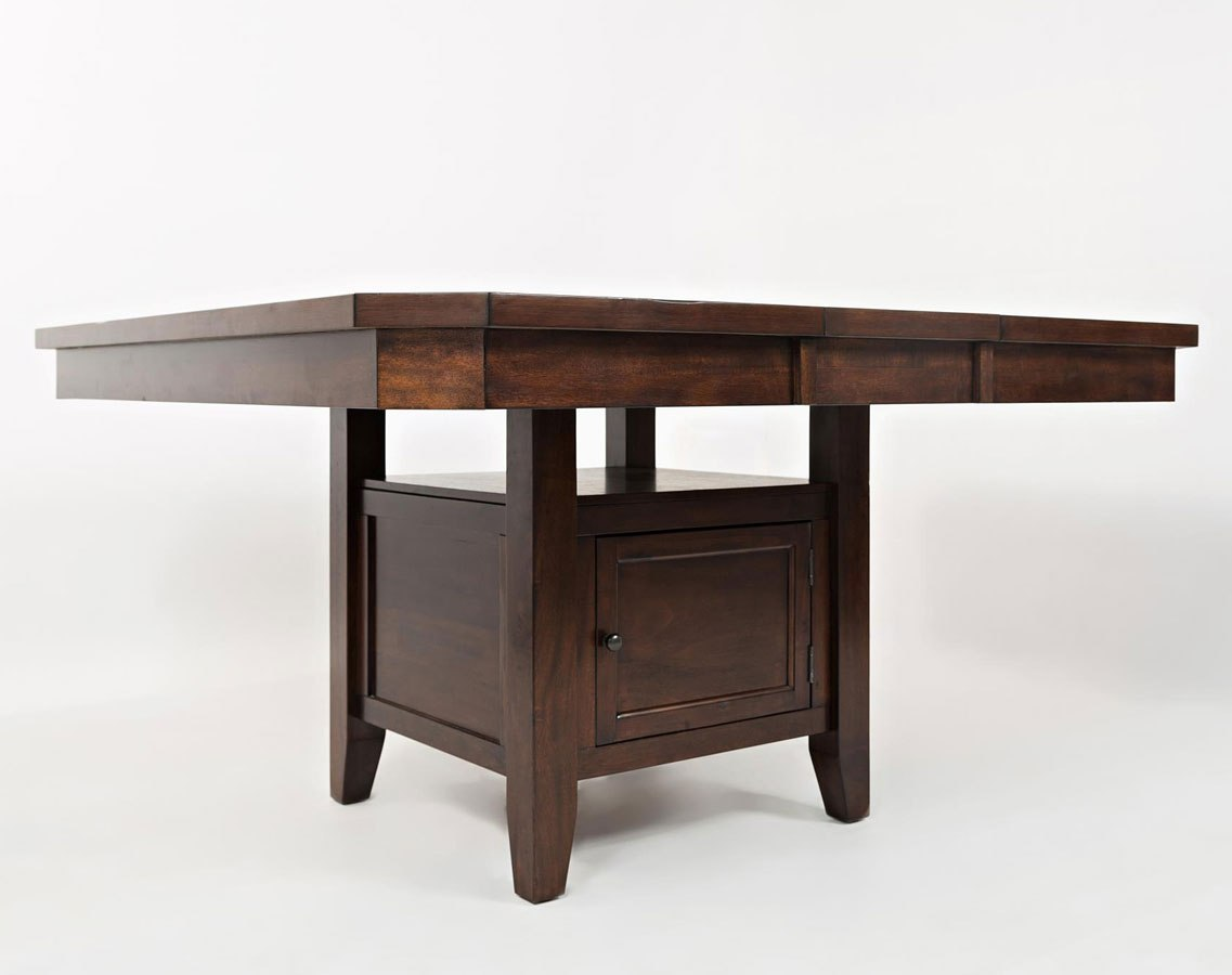 Manchester adjustable height dining table