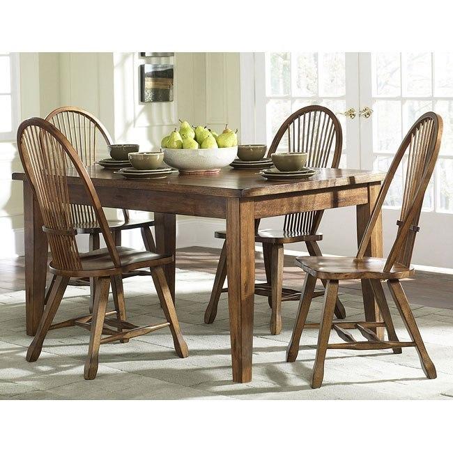 Liberty Furniture Dining Room Sets: Treasures Rectangular Dining Room Set By Liberty Furniture