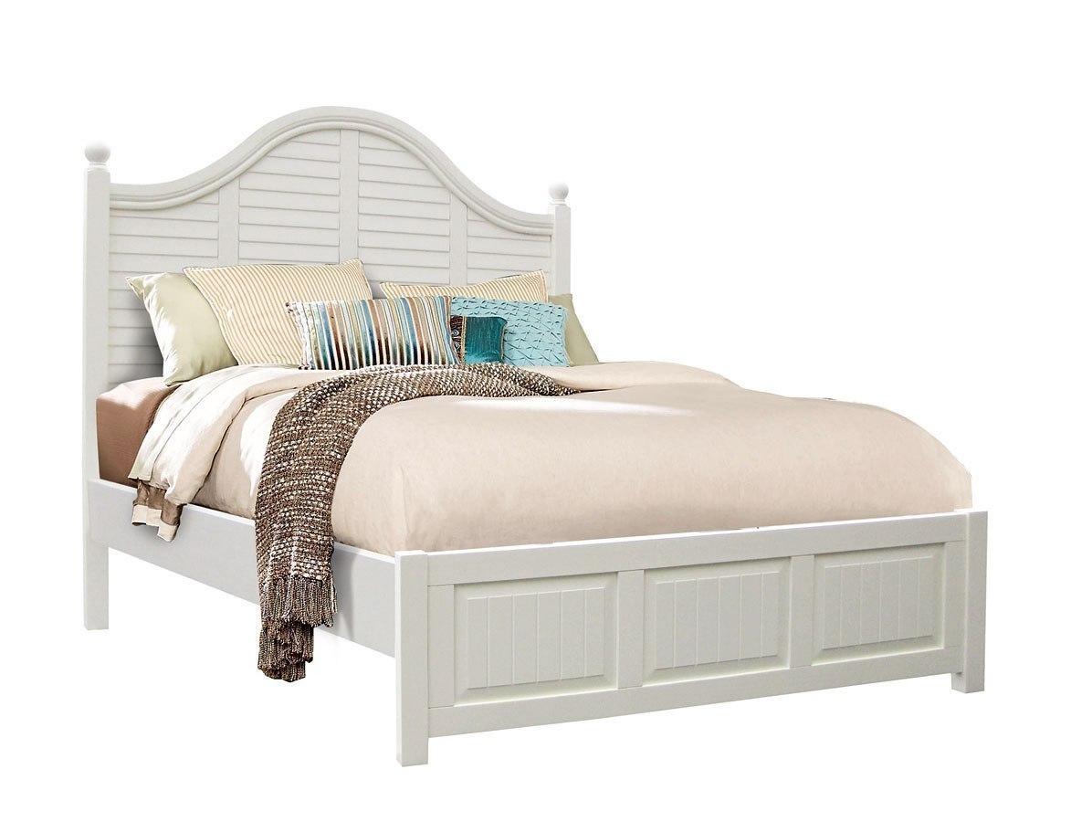 Beachfront Youth Plantation Bedroom Set (Cottage White)