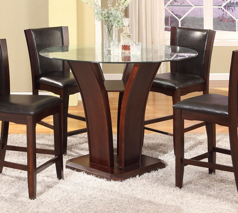 Camelia Counter Height Table By Crown Mark Furniture